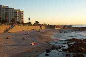 Beach, Sea Point, Cape Town, South Africa