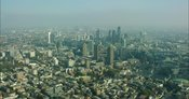 London Aerial Footage of Barbican
