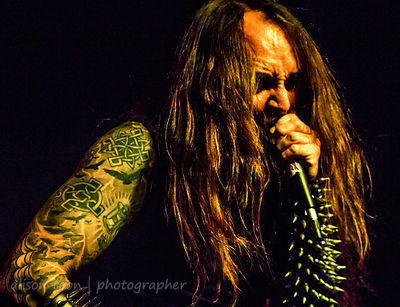 Chance Garnette, vocals, Skeletonwitch, Ace of Spades, Sacramento