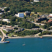 University Of Rhode Island Bay Campus, Narragansett