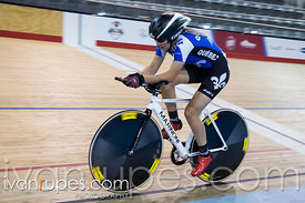 Junior Women Omnium Individual Pursuit. Milton International Challenge, Mattamy National Cycling Centre, Milton, On, Septembe...