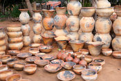 pottery for sale, Inhambane, Mozambique