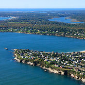Bonnett Point And Bonnett Shores, Narragansett