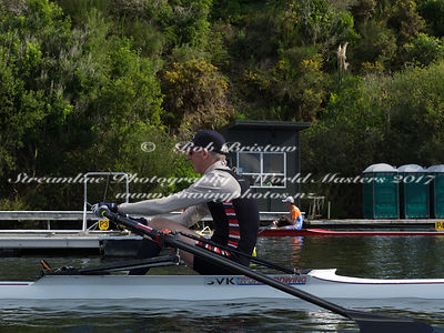 Taken during the World Masters Games - Rowing, Lake Karapiro, Cambridge, New Zealand; ©  Rob Bristow; Frame 405 - Taken on: T...