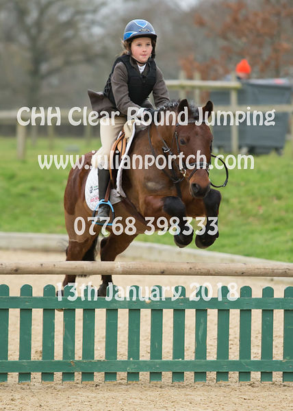 1 - Clear Round Jumping