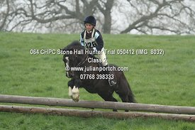 Class 2 - Stone Hall Hunter Trial 2012