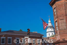 Downtown Annapolis Maryland