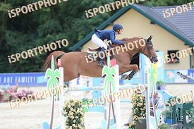 ROSSINI Valentina (SUI) and ROCKER DU SYRE during LAKE ARENA - Equestrian Summer Circuit I, CSI2* - Good bye comp.-145cm, 201...
