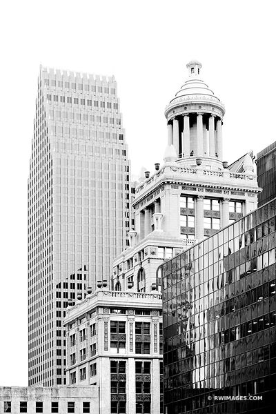 HOUSTON TEXAS DOWNTOWN ARCHITECTURE TEXAS BLACK AND WHITE VERTICAL