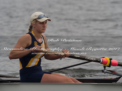 Taken during the NZSSRC - Maadi Cup 2017, Lake Karapiro, Cambridge, New Zealand; ©  Rob Bristow; Frame 567 - Taken on: Friday - 31/03/2017-  at 08:43.28