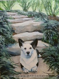 Nadya_Warthen-Gibson_Pet_Comission_Acrylic_on_Board_SOLD_(22)