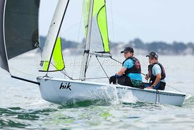 racing in Poole Week 2016