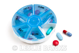 Pill Container
