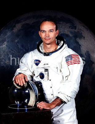 (July 1969) --- Astronaut Michael Collins