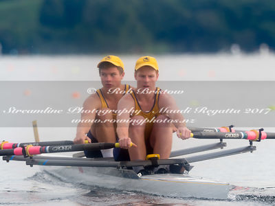 Taken during the NZSSRC - Maadi Cup 2017, Lake Karapiro, Cambridge, New Zealand; ©  Rob Bristow; Frame 1995 - Taken on: Satur...