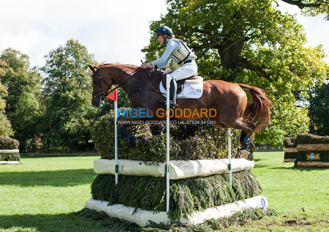 Holly Woodhead (GBR) & Parkfield Quintessential