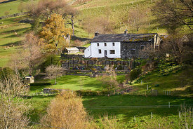 Traditionl country cottage in the heart of the English Lake District.