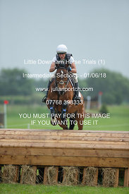 Little Downham Horse Trials (1) - Friday 1st June 2018