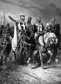 Leaders of First Crusade