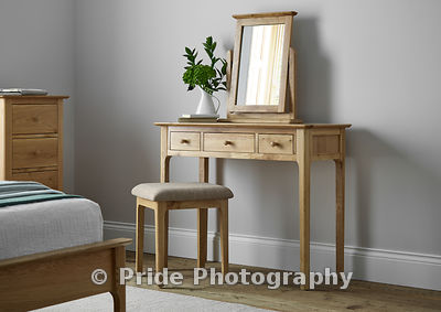 Dresser_and_Mirror_Wood_with_Wood_handles