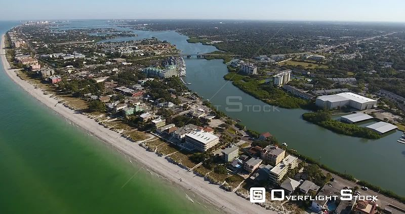 Indian Rocks Beach Narrows and Walshingham Florida