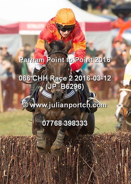 2016-03-12 CHH Parham Point to Point - Race 2