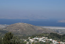 On the top of Kos