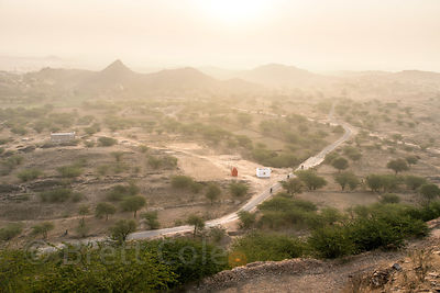 Thar Desert near Kaklana village, Rajasthan, India