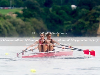 Taken during the NZSSRC - Maadi Cup 2017, Lake Karapiro, Cambridge, New Zealand; ©  Rob Bristow; Frame 2009 - Taken on: Satur...