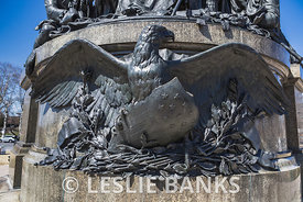 George Washington Monument in Philadelphia