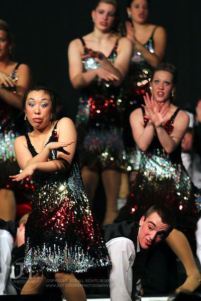 28th Annual Jefferson Show Choir Invitational 3/10/12