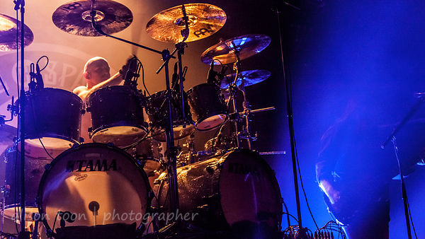 Frederik Ehmke, drums, Blind Guardian