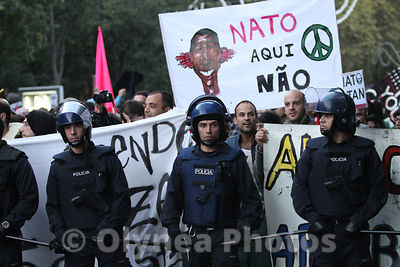 DEMO ANTI NATO NO WAR PEACE