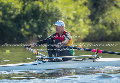 Taken during the World Masters Games - Rowing, Lake Karapiro, Cambridge, New Zealand; Tuesday April 25, 2017:   5052 -- 20170...