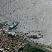 Port of Villa San Giovanni