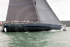Highland Fling XI, MON888, Reichel-Pugh 82, Round the Island Race 2017, 20170701007
