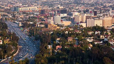 Bird's Eye: Rush Hour for Hollywood & Capitol Records