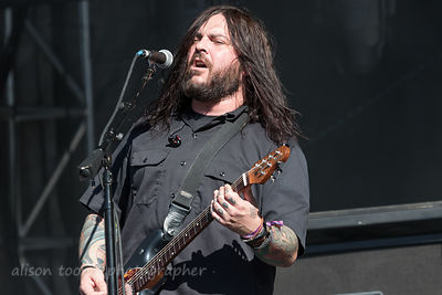 Shaun Morgan, vocals, Seether