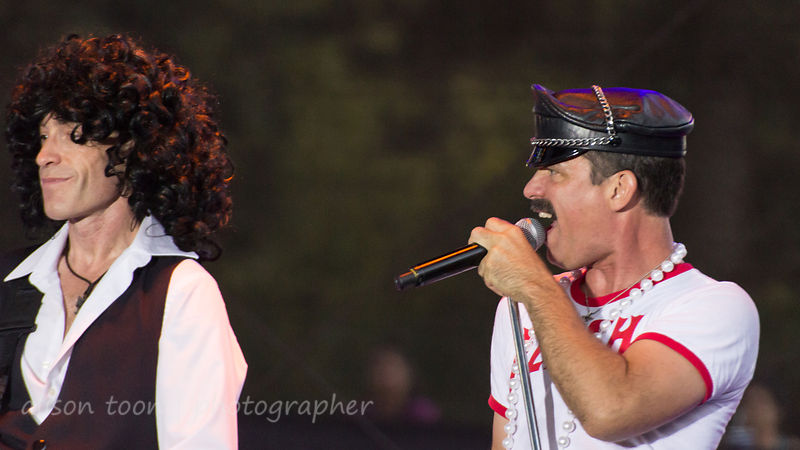 Queen Nation, State Fair, Sacramento 2013