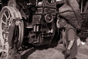 Coal delivery | Great Dorset Steam Fair | August 2014