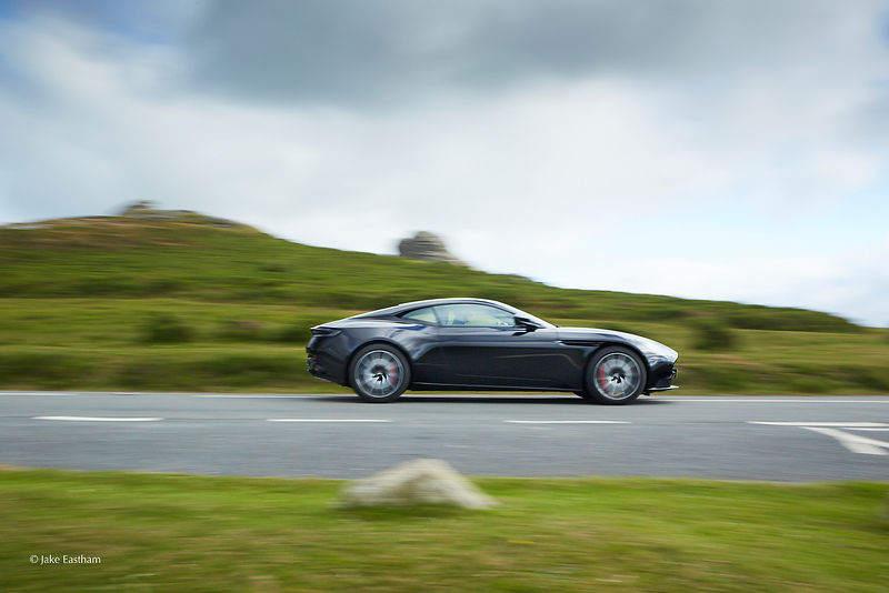 Aston Martin, DB11, V8, Aston,  performance car, driving, touring, Devon, Dartmoor, sports car, British