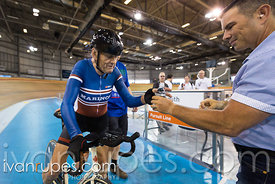 Men 80-84 1 Hour World Record, Mattamy National Cycling Centre, Milton, On, September 23, 2017