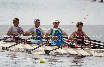 Taken during the World Masters Games - Rowing, Lake Karapiro, Cambridge, New Zealand; Tuesday April 25, 2017:   5718 -- 20170...