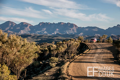 Heading For The Flinders Ranges