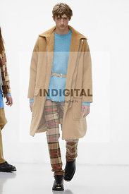 Lou Dalton London AW16 Meanswear