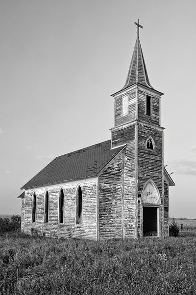 Old Nebraska Church #2