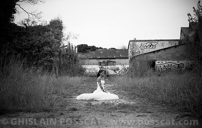 Trash the dress sophie la girafe