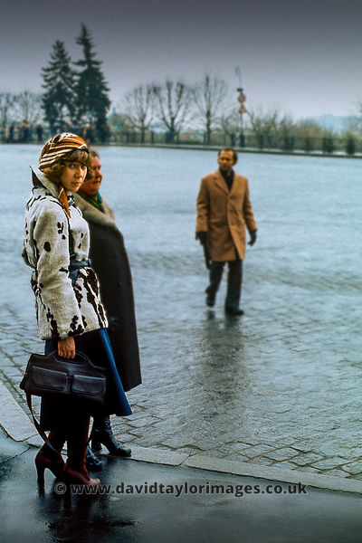 Russian girl | Moscow | April 1976