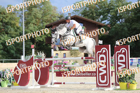 PUCK Gerfried (AUT) and EASY BOY during LAKE ARENA - The Summer Circuit II, CSI2*, GOOD BYE COMP, 140 cm, 2017 August 27 - Wi...