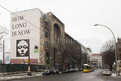 The Kunsthaus Tacheles in Berlin